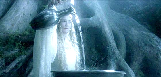 Galadriel ~ The Spiritual Writings of God Dieux
