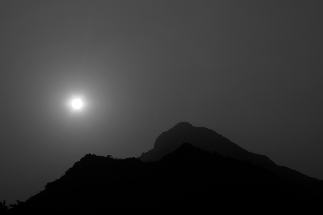 Arunachala ~ God Dieux Photography ~ The Spiritual Writings of God Dieux