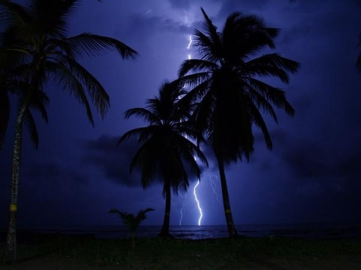 Lightning Struck ~ the spiritual writings of God Dieux