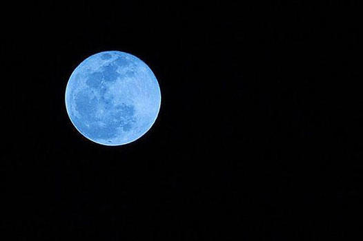 Once in a Blue Moon ~ God Dieux Spirituality