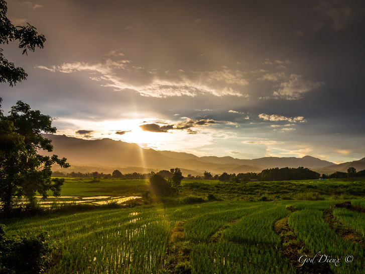 God Dieux Photography ~ Thai Countryside Pai